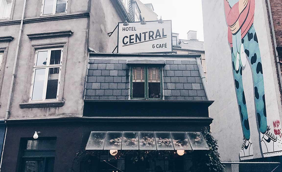 Central Cafe in Copenhagen