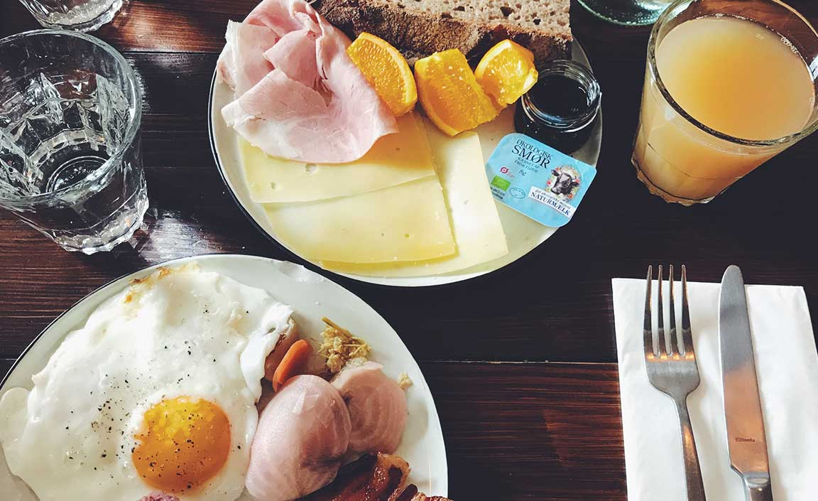 Top brunch spots in Copenhagen