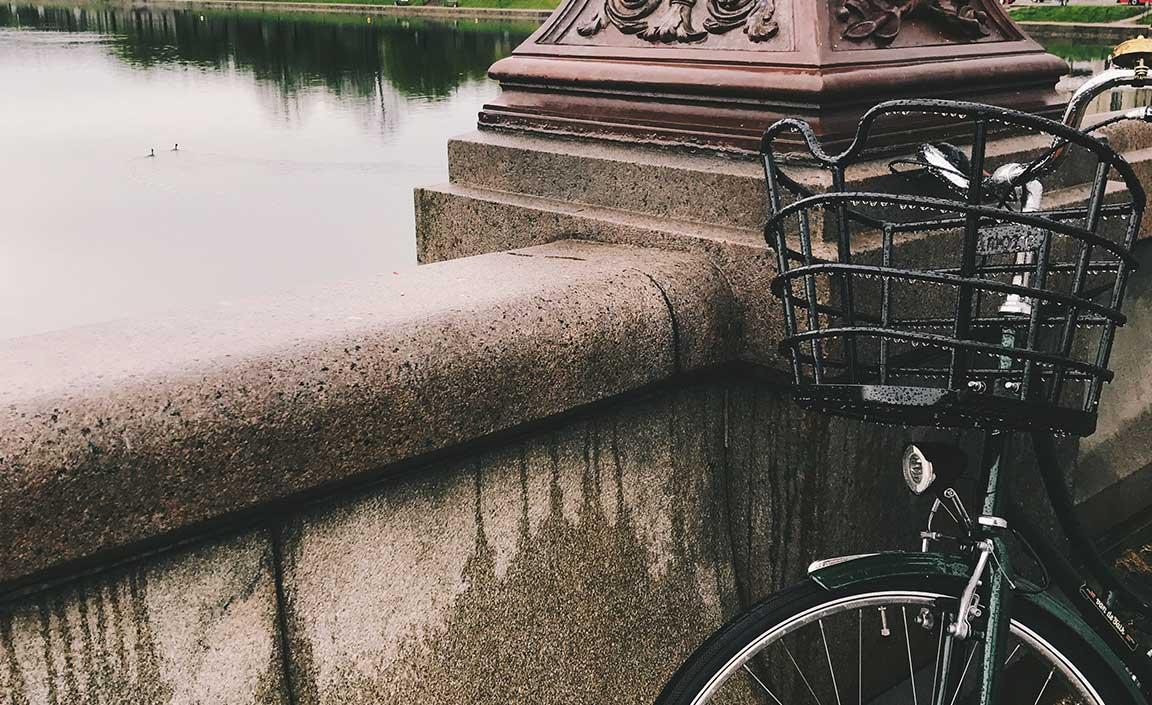 When it rains in Copenhagen