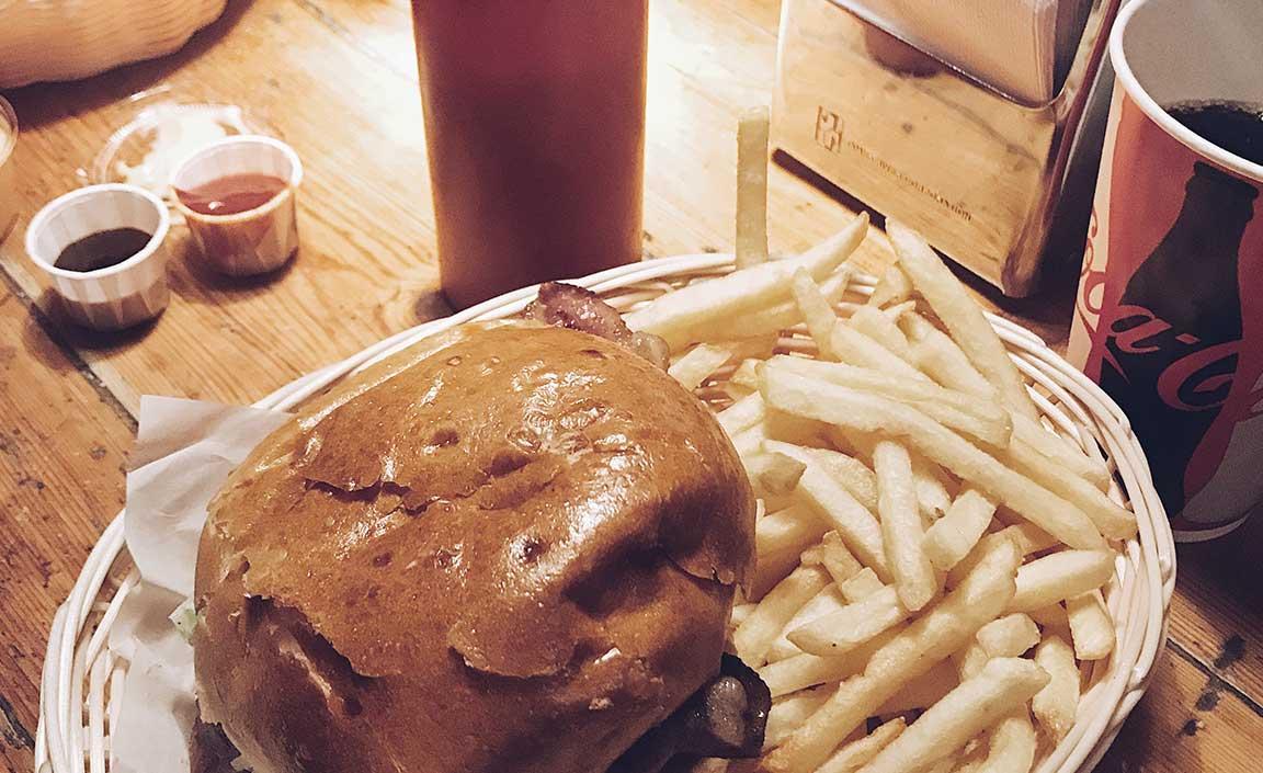 Tommi's burger copenhagen